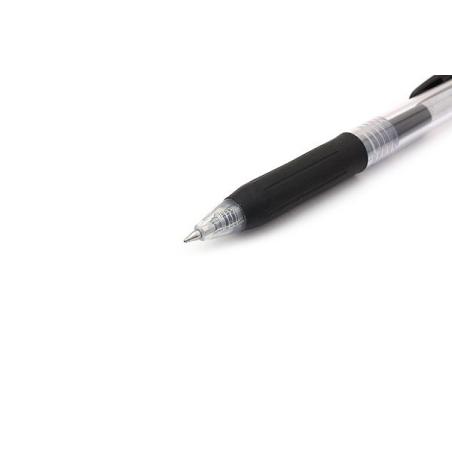 Roler gel Zebra Pen SARASA GEL CLIP 0,5 Black/Black Gel Ink TC BT 14311