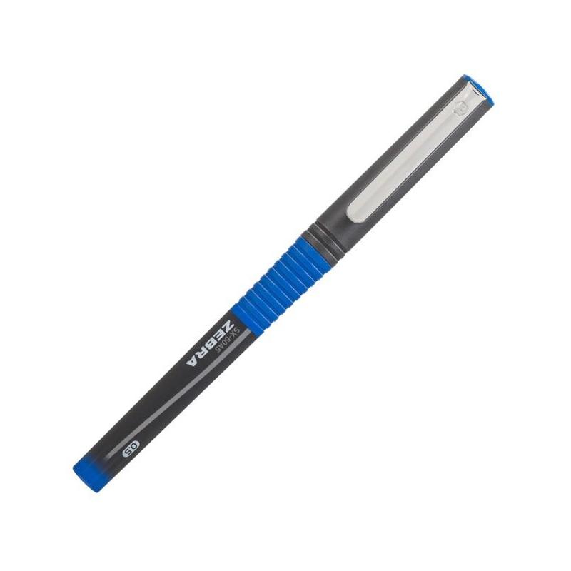 Roler Zebra Pen SX-60A5 0,5 Blue/Blue 15422