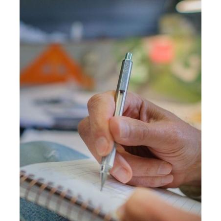 Olovka tehnička Zebra Pen M701 0,7 Silver 44610
