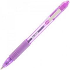 Olovka hemijska Zebra Z-GRIP SMOOTH 1,0 Violet/Violet 22568/ 4901681225682