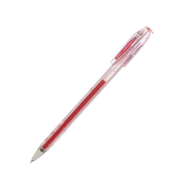 Roler gel Zebra J  Roller Rx 0,5 red/Red 17793/ 4901681177936