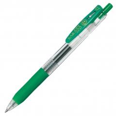 Roler gel Zebra Sarasa Gel Clip 0.7 Green/Green Gel Ink TC BT 14325/ 4901681143252