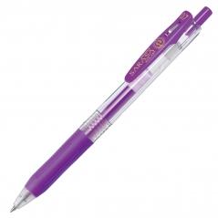 Roler gel Zebra Sarasa Gel Clip 0.7 Violet/Violet Gel Ink TC BT 35148/ 4901681351480