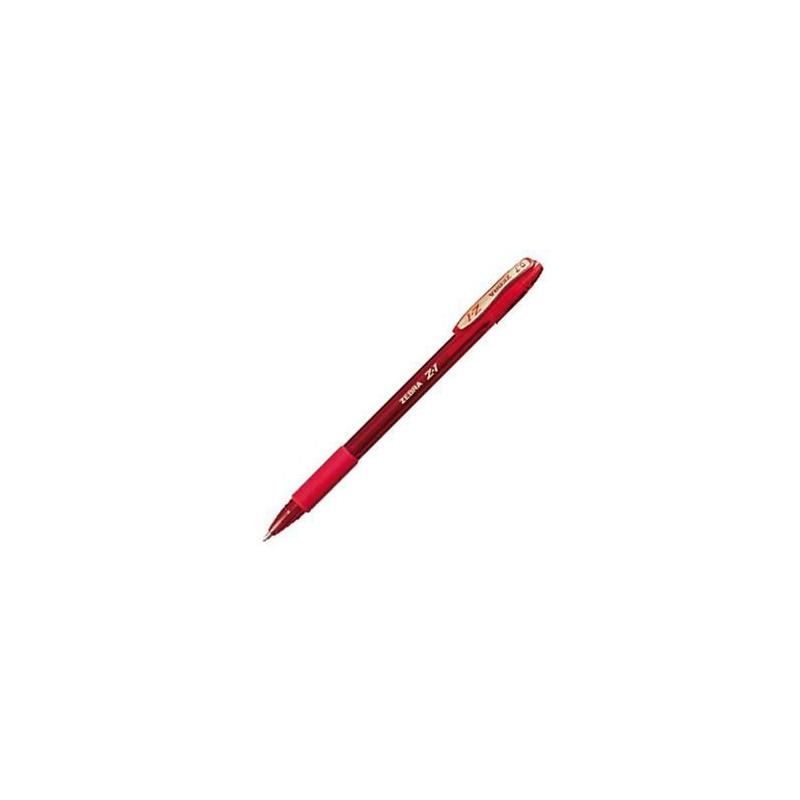 Olovka hemijska Zebra Z1 Colour 0,7 Red/Red 21733/ 4901681217335