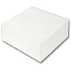 Blok papira - kocka