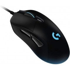 Logitech G403 HERO Gaming Wired Mouse, USB, Black