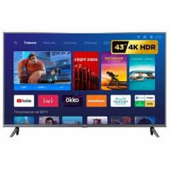 "Televizor Xiaomi Mi LED TV 4S 43""  4K"