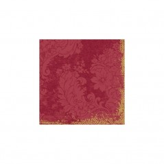 Salvete Duni Dunilin Royal Bordo 174242 40x40 50/pak