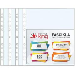 Fascikla PP  11 rupa 80 mic, 100/pak